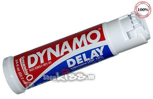 Chai xịt kéo dài thời gian quan hệ Dynamo XTS09 nhập khẩu từ Mỹ