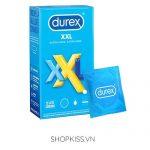 Bao cao su Durex XXL size lớn XXL1 giá rẻ