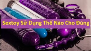 sextoy su dung the nao cho dung an toan