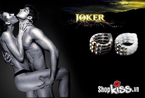 Vòng bi càng khôn đeo dương vật Joker DC60K giá rẻ tại tp hồ chí minh