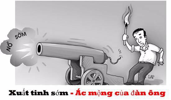 Tình trạng xuất tinh sớm ở đàn ông Việt hiện nay đang ở mức đáng báo động