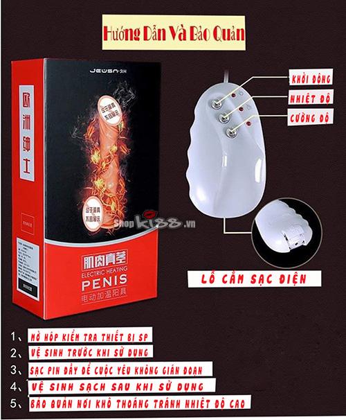 dương vật siêu rung tỏa nhiệt độ Crazy Fire chính hãng ở đâu tại hà nội