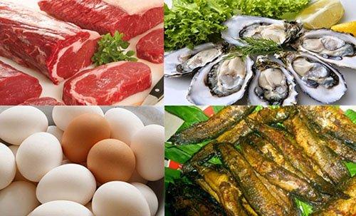 Thực phẩm khắc phục tình trạng xuất tinh sớm ở đàn ông việt