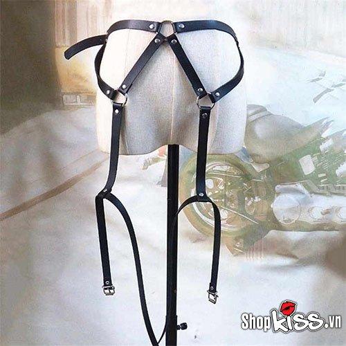 Thắt lưng da dây đeo liền đùi Garter cao cấp giá rẻ siêu bền