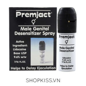 Thuốc xịt chống xuất tinh sớm Premjact XTS07 mua ở đâu?