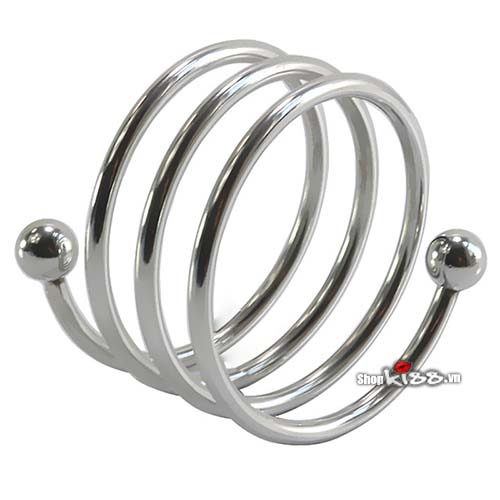 Dùng vòng đeo dương vật dạng lò xo có tác dụng như thế nào?