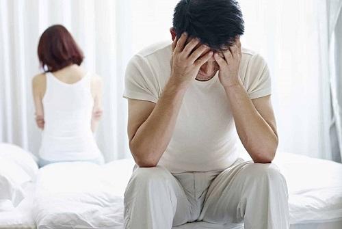 Yếu sinh lý nam giới là tình trạng thường gặp hiện nay