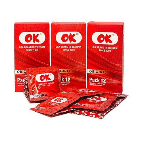 Top 3 bao cao su OK được yêu thích nhất là bao truyền thống