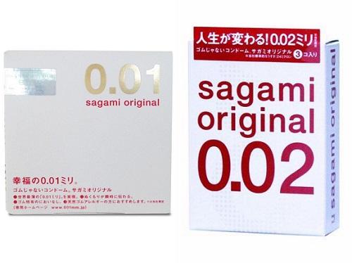 Bao Cao Su Siêu Mỏng Nào Tốt Nhất trong đó có Sagami