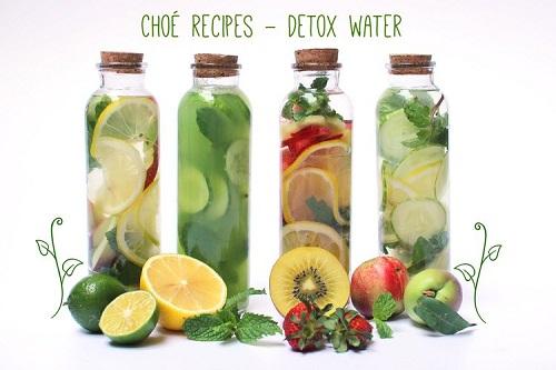 Detox được hiểu là một hình thức thanh lọc cơ thể bằng các loại đồ uống tự nhiên