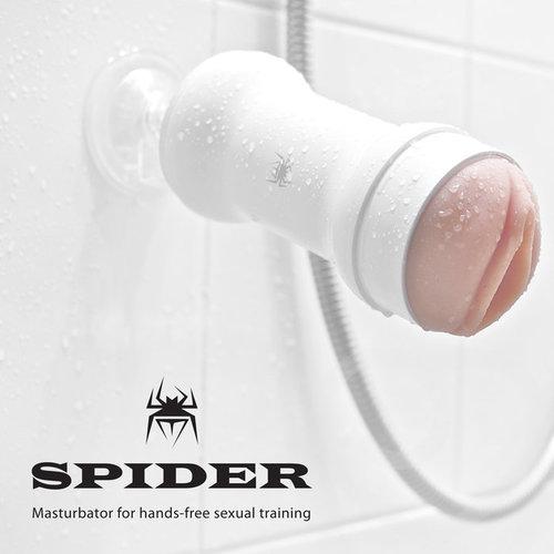 Âm Đạo Giả Spider Gắn Tường