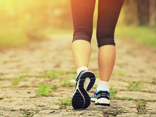 Đi bộ mỗi ngày giúp bạn cải thiện sức khỏe và có được tinh thần tốt hơn