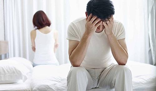 Nam giới xuất nhanh gây suy giảm chất lượng đời sống tình dục và hạnh phúc gia đình