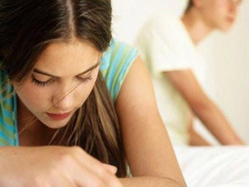 Lãnh cảm khiến phụ nữ không có cảm giác khi quan hệ