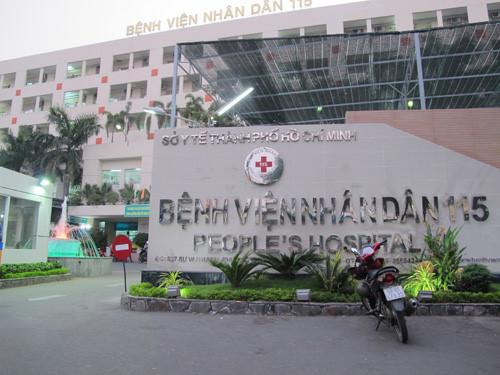 Khám tim mạch ở Bệnh Viện 115