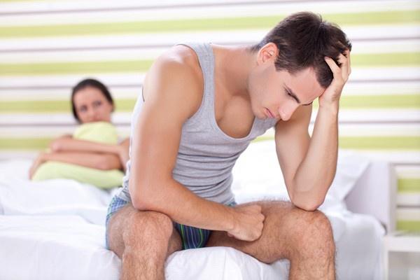Dương vật cong gây ảnh hưởng tới đời sống tình dục