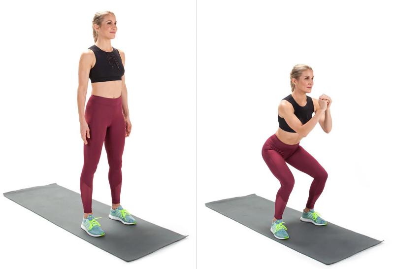 Tại sao con trai thích sờ mông con gái và bạn nên tập squat