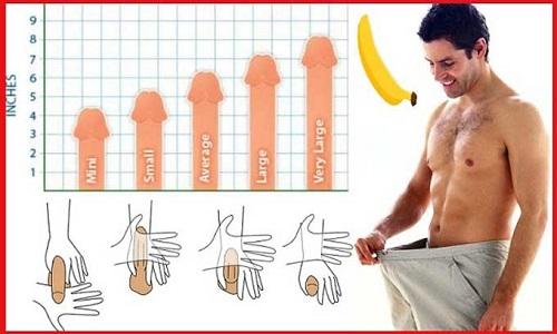 Cách tăng kích thước dương vật cho nam giới