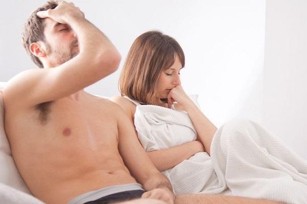 Tại sao khi quan hệ lại không có cảm giác?