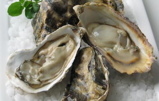 Thực phẩm tốt cho tinh trùng gồm hải sản có vỏ