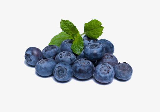 Thực phẩm tốt cho tinh trùng gồm trái việt quất