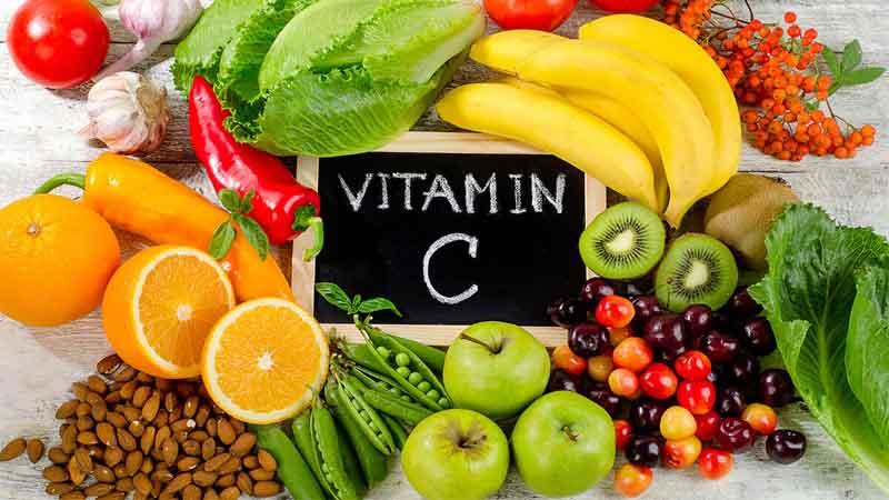 Những thưc phẩm giàu vitamin c tốt cho tinh trùng.
