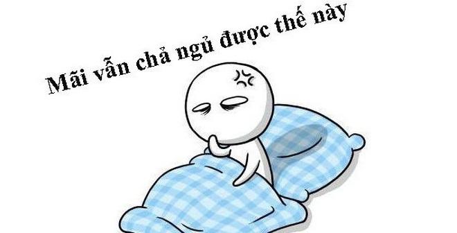 Rối loạn giấc ngủ gây ra bệnh mất ngủ.