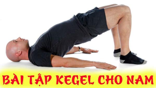 Bài tập Kegel giúp phát triển cậu nhỏ
