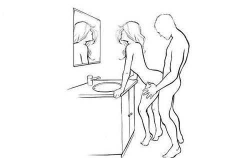 Các tư thế quan hệ dễ mang lại khoái cảm nhất