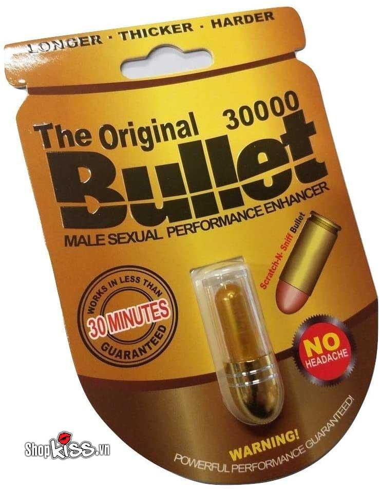 thảo dược cường dương the original bullet R3 kéo dài thời gian quan hệ tình dục chữa xuất tinh sớm hieuj quả