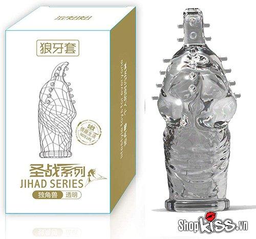 Bao đôn đầu gai gân guốc Jihad (BD20N) tại tphcm và hà nội