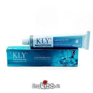 gel bôi trơn KLY Jelly 82 gr (KLY2) được nhập khẩu từ châu Âu