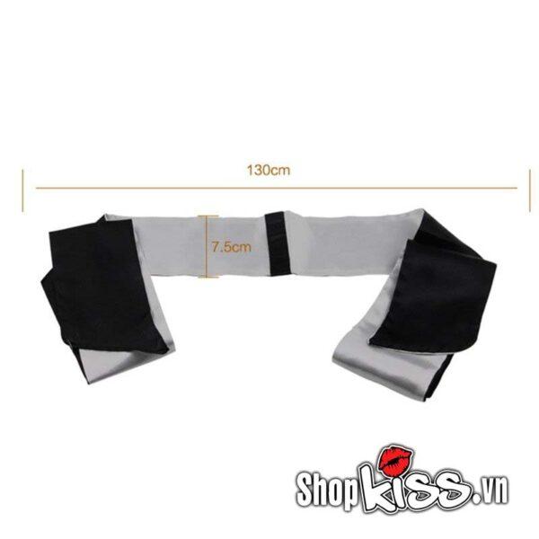 Băng vải lụa đa năng Struggle My Versatile Tie LoveToy BZ14V kích thước dài và rộng