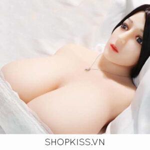 búp bê tình dục bán thân có mặt vú to (AD38N) sextoy giá rẻ tại tphcm