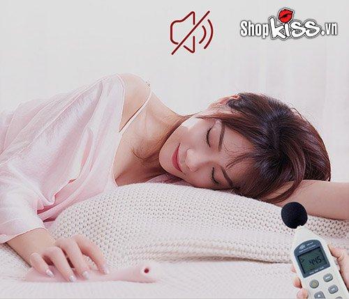 Máy massage bú mút âm vật và kích thích điểm G Meese MS41X không gây ồn khi thủ dâm nơi riêng tư