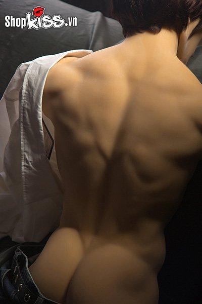 Búp bê tình dục nam bán thân Thomas BBN09 tại sài gòn