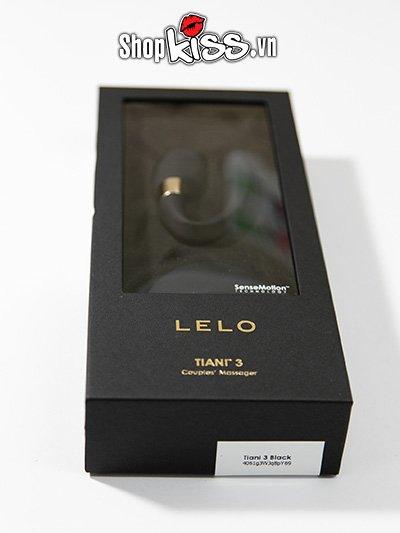 Trứng rung LeLo Tiani 3 Black (DC85M) mua ở đâu