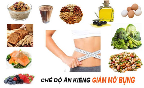 chế độ ăn kiêng giảm cân thế nào cho an toàn hiệu quả
