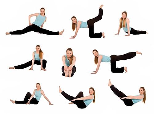 tập yoga kết hợp chế độ ăn giảm cân tan mỡ bụng nhanh chóng