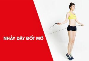 lợi ích của việc nhảy dây giúp giảm cân, sức khỏe dẻo dai