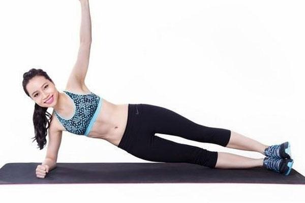 tập plank 5 phút mỗi ngày giảm mỡ bụng hiệu quả bất ngờ
