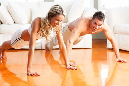 tập plank giảm mỡ bụng duy trì vóc dáng cho nam nữ thật dễ dàng