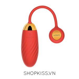 sextoy cao cấp điều khiển bằng điện thoại Trứng rung tình yêu thông minh Svakom Ella Neo