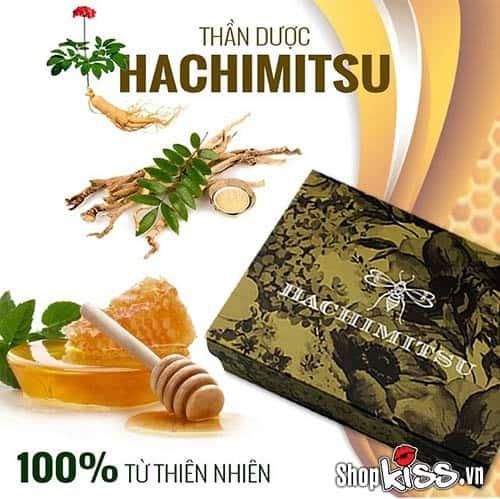 Thảo dược Hachimitsu Nhật Bản giá bao nhiêu và mua ở đâu?