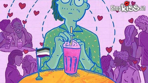 asexual là gì có giống như những giới tính khác không
