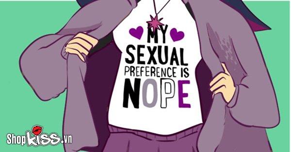 Asexual là gì có phải là một căn bệnh không?