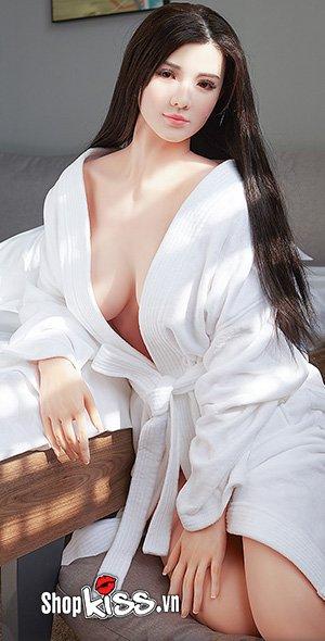 Búp bê tình dục silicone cao cấp Cô giáo Akina giá rẻ mua ở đâu