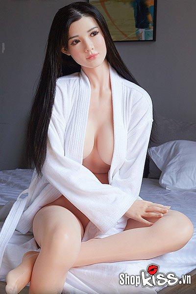 Búp bê tình dục silicone cao cấp Cô giáo Akina giá bao nhiêu