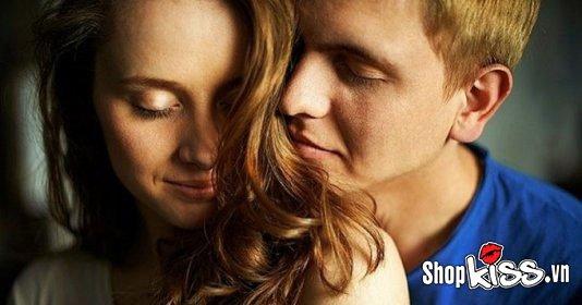 Mùi cơ thể phụ nữ khiến nam giới say mê