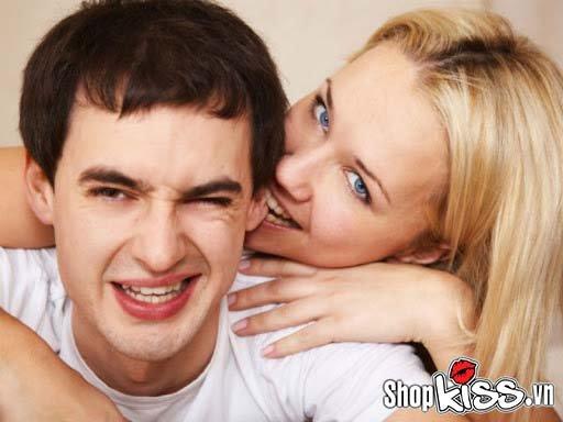 Cách kích thích những điểm nhạy cảm trên cơ thể đàn ông